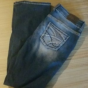 MAURICES JEANS BOOT CUT SIZE 9/10 REG